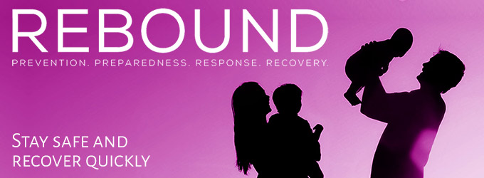 Rebound: Stay safe and recover quickly.